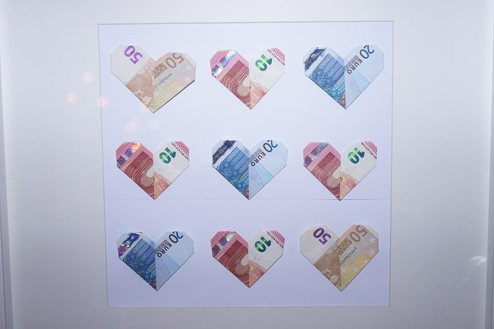 eurová srdce