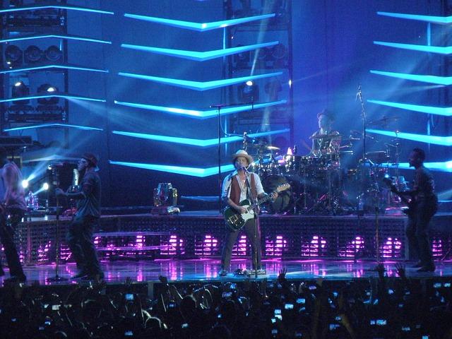 Koncert v Aréně