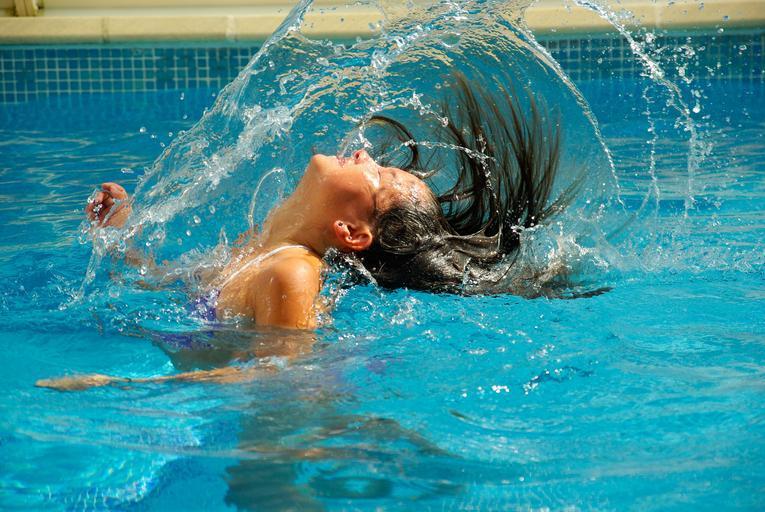 Vlasy a voda