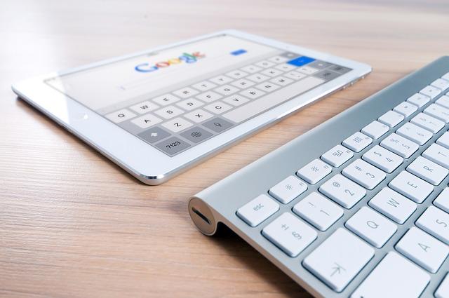 iPad a Google